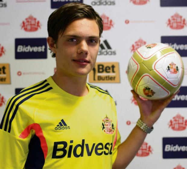 The Advertiser Series: STAY OR GO: David Moberg-Karlsson made one appearance for Sunderland last season despite signing a four year deal last summer
