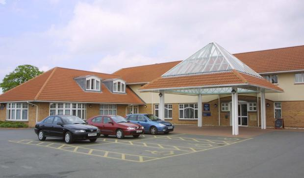 The Advertiser Series: House of Eden moved to the Pioneering Care Centre in Newton Aycliffe in 2011