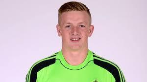 The Advertiser Series: NEW DEAL: Jordan Pickford has signed a new four-year deal with Sunderland