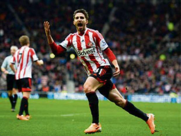 The Advertiser Series: SUNDERLAND BOUND?: Having agreed a £14m fee for Fabio Borini, Sunderland officials are expecting to meet with the striker in the next few days