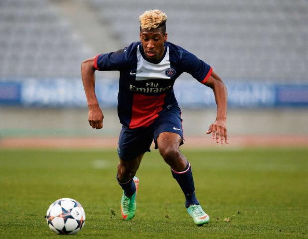 The Advertiser Series: YOUNG STAR: Newcastle are hoping to sign teenager Kingsley Coman, who has burst to prominence at Paris St Germain