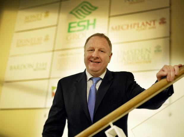 The Advertiser Series: APPRENTICESHIP BOOST: Brian Manning, Esh Group chief executive