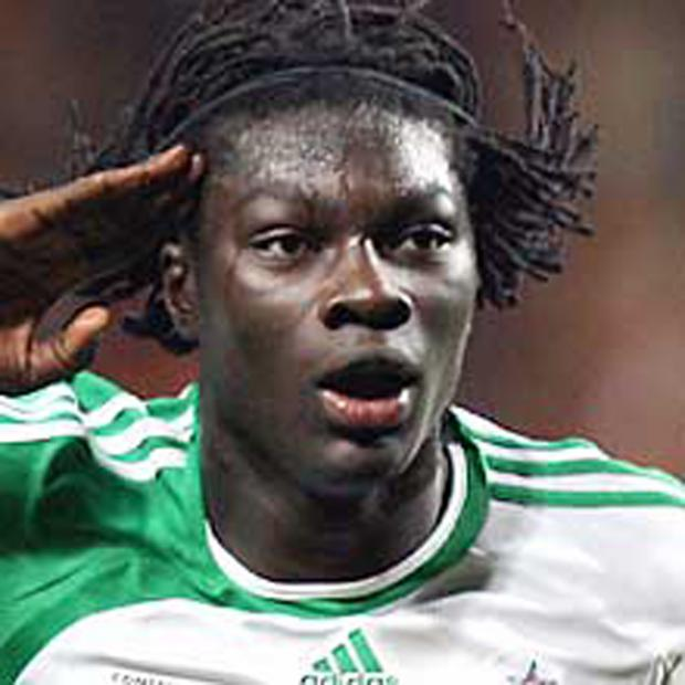 The Advertiser Series: WANTED: Bafetimbi Gomis