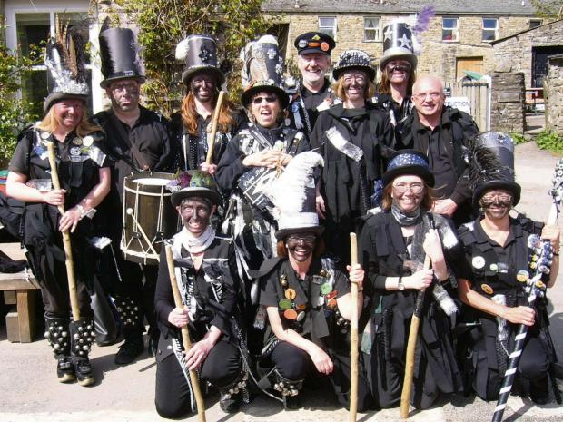The Advertiser Series: FESTVAL FUN: Morris dancers will be performing throughout the Sadberge festival
