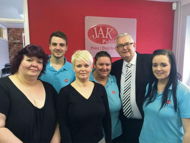 The Advertiser Series: TEAM CHALLENGE: Jak staff aim to shed a combined 200lbs in 90 days