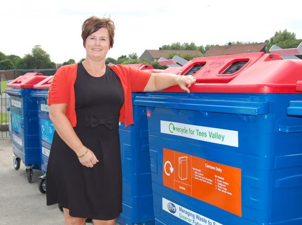 The Advertiser Series: Vikki Jackson-Smith, the managing director of J & B Recycling