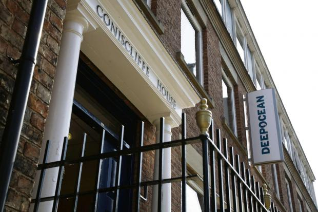 The Advertiser Series: SUBSEA SUCCESS: DeepOcean UK's offices in Coniscliffe House, Darlington