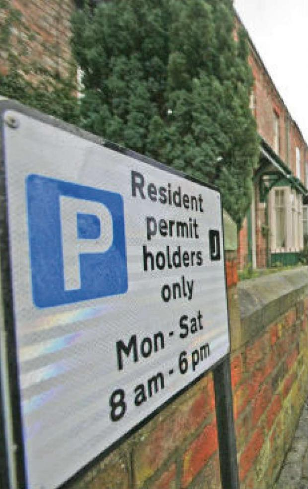 The Advertiser Series: PERMIT ZONES: Changes to residents' parking zones to help tradespeople and visitors (file picture)