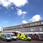The Advertiser Series: CYCLIST HURT: A 27-year-old man was taken to Darlington Memorial Hospital after being knocked off his bike in a suspected hit-and-run
