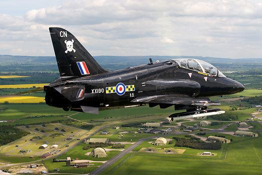 The Advertiser Series: FORCES DAY: An RAF Hawk will flyover Darlington town centre as part of Armed Forces Day