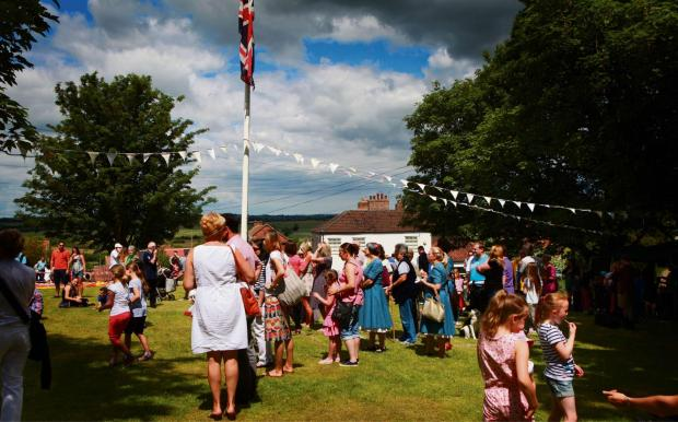 The Advertiser Series: SUMMER FUN: Sadberge Summer Festival took place on Saturday. Picture SARAH CALDECOTT