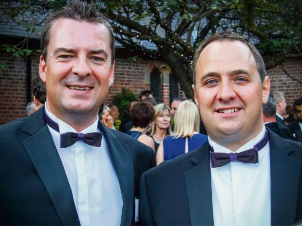 The Advertiser Series: AWARD WINNERS: Cousins Andrew Tomlinson and James Buckle started kitchen and home products company Andrew James in 2005.