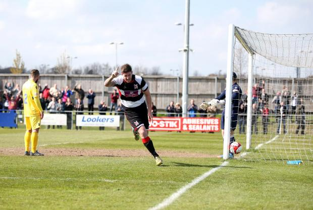 The Advertiser Series: The match will take place at Darlington's temporary home ground, Heritage Park, in Bishop Auckland
