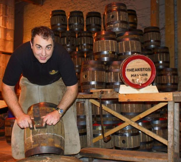 The Advertiser Series: Cask-maker Jonathan Manby