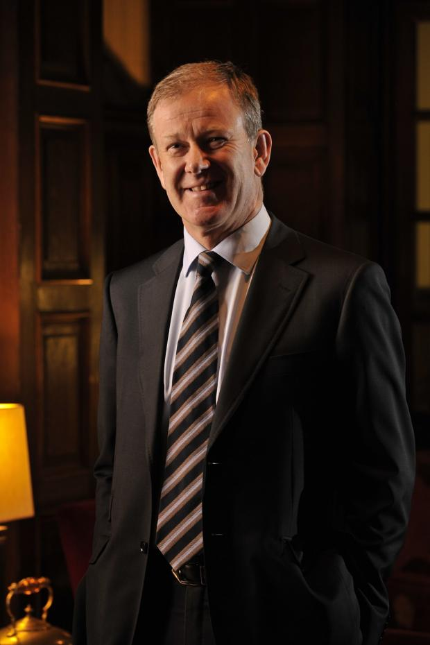 The Advertiser Series: POSITIVE MESSAGE: Nigel Mills, chairman of the Entrepreneurs' Forum