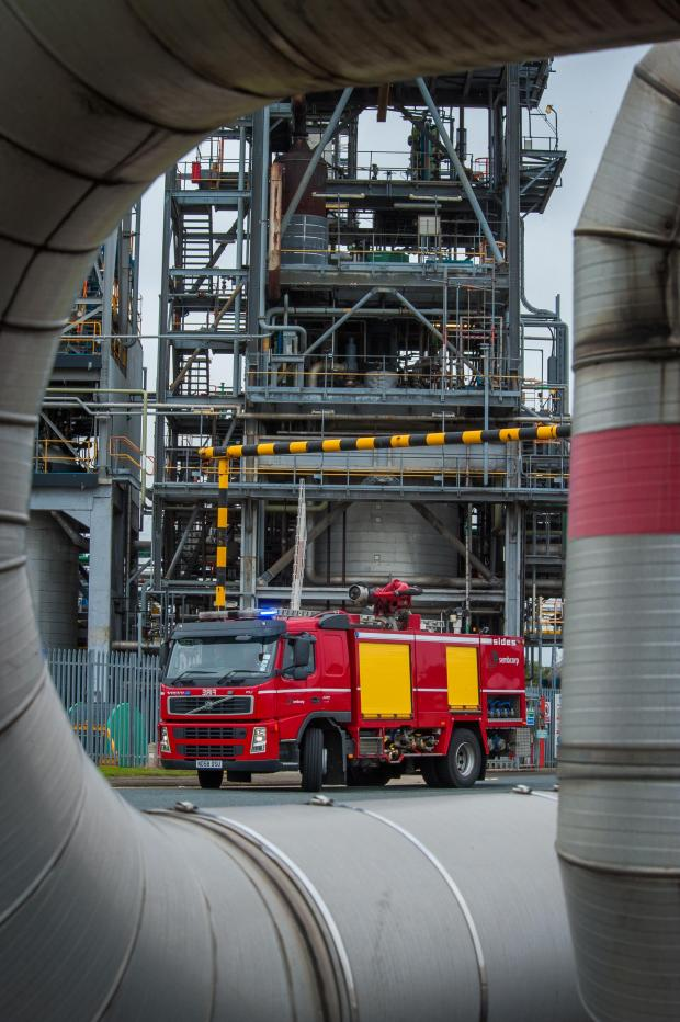 The Advertiser Series: EMERGENCY DEAL: The Falck Group has bought Sembcorp Utilities UK's asset protection and emergency response business