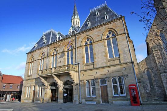 The Advertiser Series: FUNDRAISING LAUNCH: Mayor of Bishop Auckland, Councillor Colin Race will hold an At Home with the Mayor event at Bishop Auckland Town Hall