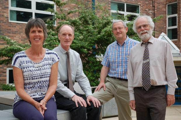 The Advertiser Series: BOWING OUT: Jan Jack, Rowland Burdon, Bill Stuart and John Thorley
