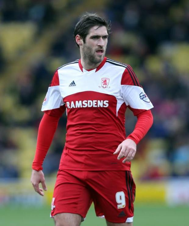 The Advertiser Series: ON THE RADAR: Danny Graham remains a striker option at the Riverside