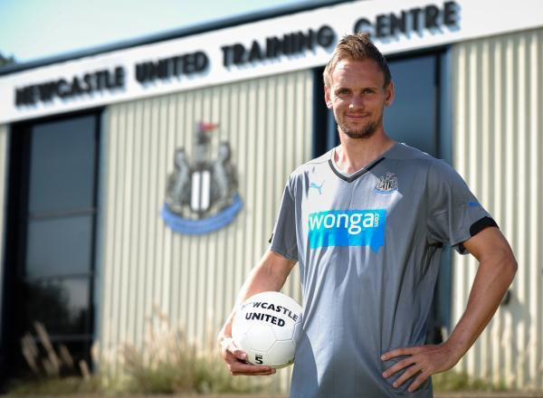 The Advertiser Series: FIT AGAIN: Siem de Jong is in Newcastle's squad to take on Aston Villa