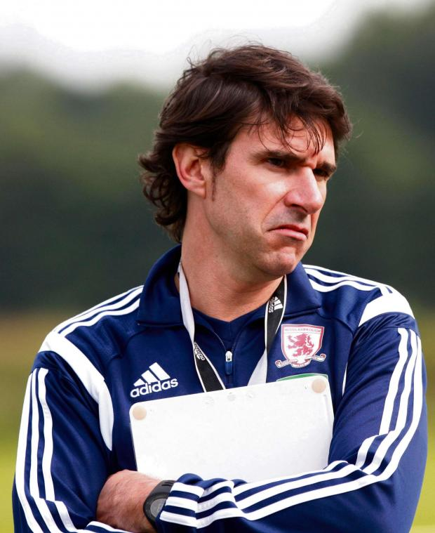 "The Advertiser Series: NEW MEN: Aitor Karanka is hoping for ""two or three"" more permanent additions before the transfer window closes"