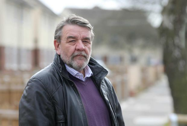 The Advertiser Series: FAIR TREATMENT: Darlington councillor Bill Dixon said staff regrades and downgrades have happened across the board at the council