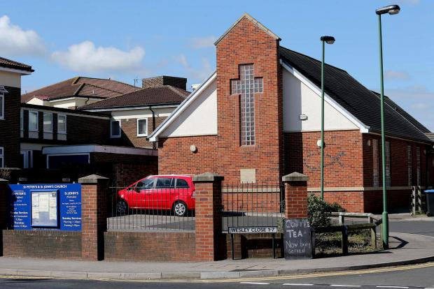 The Advertiser Series: St Peter's and St John's Anglican and Methodist Church in Sacriston. Picture: DAVID WOOD