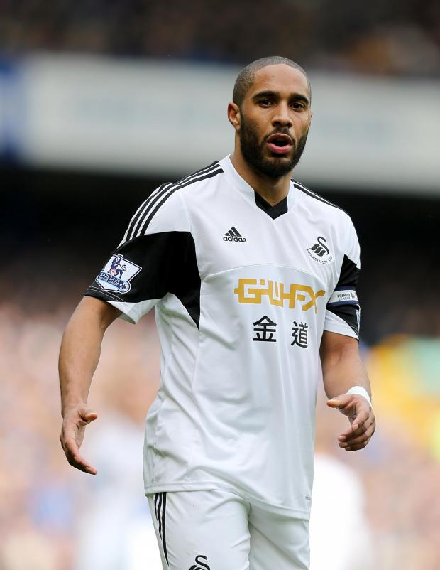The Advertiser Series: STAYING PUT: Ashley Williams has signed a new four-year deal with Swansea City, ending Sunderland's attempts to take him to the Stadium of Light