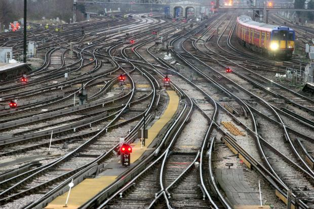 The Advertiser Series: WRONG LINE: The Office of Rail Regulation said Network Rail failed to deliver on train punctuality