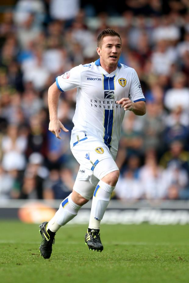 The Advertiser Series: BIG-MONEY MOVE: Ross McCormack has completed an £11m move from Leeds United to Fulham
