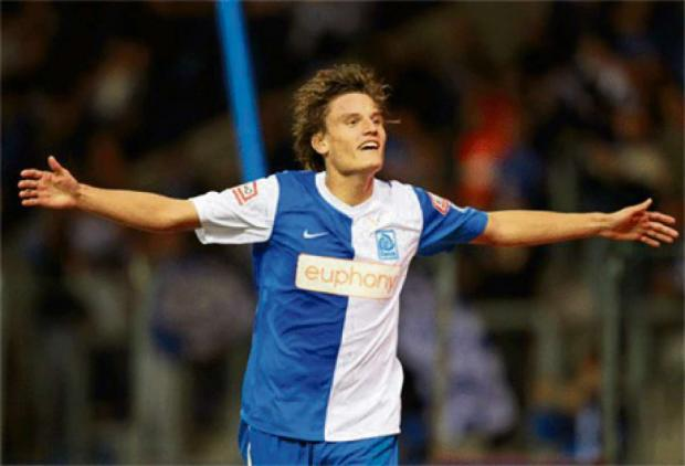 The Advertiser Series: HIGH VALUATION: Middlesbrough have instructed Genk to dramatically reduce their asking price for striker Jelle Vossen