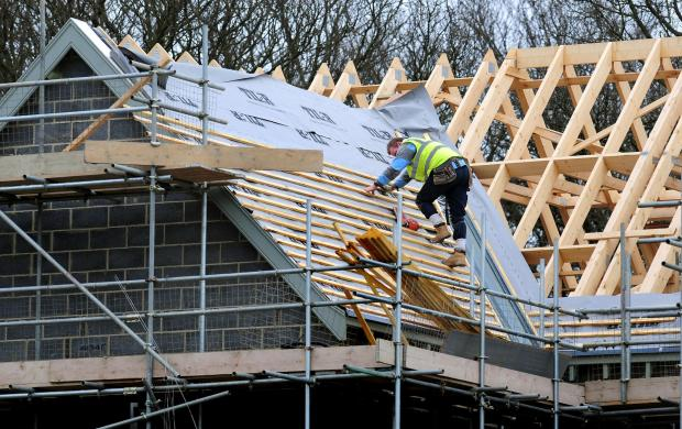 The Advertiser Series: BUILDING AGAIN: New housing is allowing construction firms to create jobs at their fastest pace for nearly 20 years, a report has said