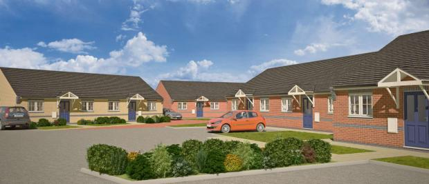 The Advertiser Series: HOMES PLAN: An artist's impression of the homes at Faverdale