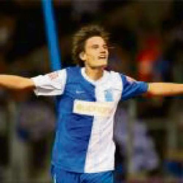 The Advertiser Series: Wanted man: Jelle Vossen is keen for a move to Boro