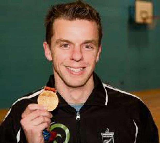 The Advertiser Series: SCHOOL VISIT: Paralympian Tim Prendergast