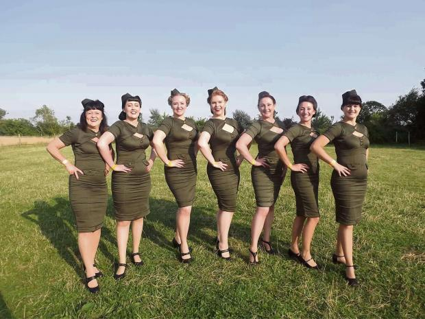 The Advertiser Series: LIVE DATE: The Vintage Belles will be among the acts to perform at Music Through the Decades, in Hurworth, on S