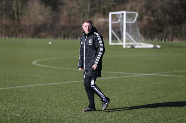 The Advertiser Series: IMPROVEMENTS REQUIRED: Craig Hignett admits Middlesbrough have to step up in standard when they return to action in Spain this afternoon