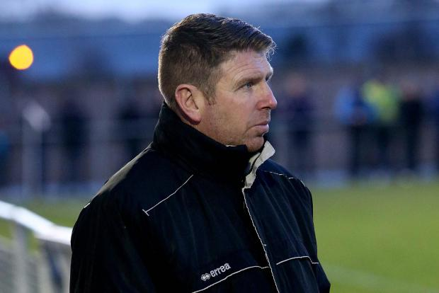 The Advertiser Series: NOT CLINICAL ENOUGH: Martin Gray bemoaned Darlington's failure to take their chances against Burscough