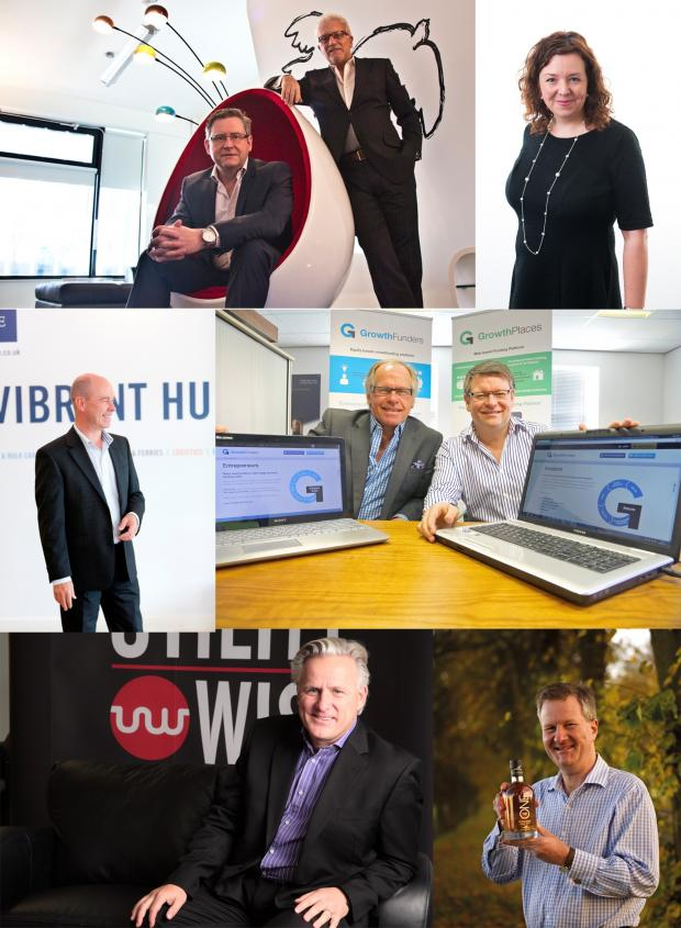The Advertiser Series: Some of the leading firms that have signed up to support North-East entrepreneurs