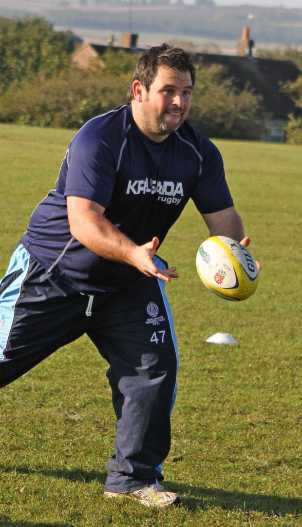 The Advertiser Series: CHARITY DAY: Mowden coach Danny Brown