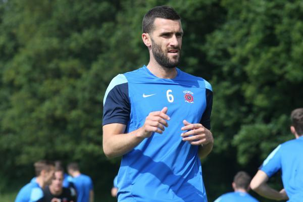The Advertiser Series: Boro old boy: Stuart Parnaby will line up for Pools