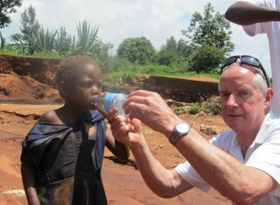 The Advertiser Series: Jim O'Connor in Tanzania