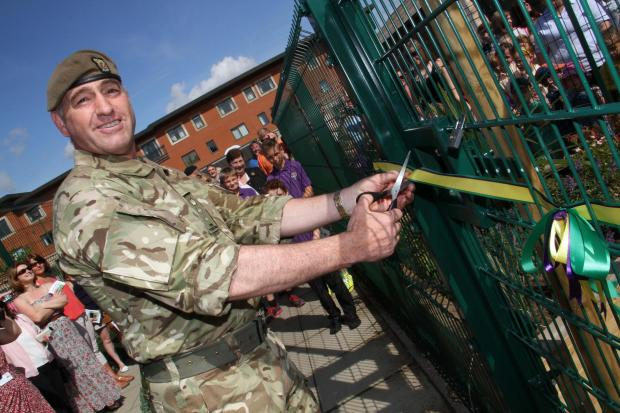 The Advertiser Series: GRAND OPENING: Catterick Garrison com