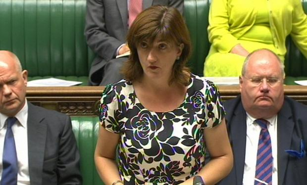 The Advertiser Series: Nicky Morgan, the Women and Equalities Minister