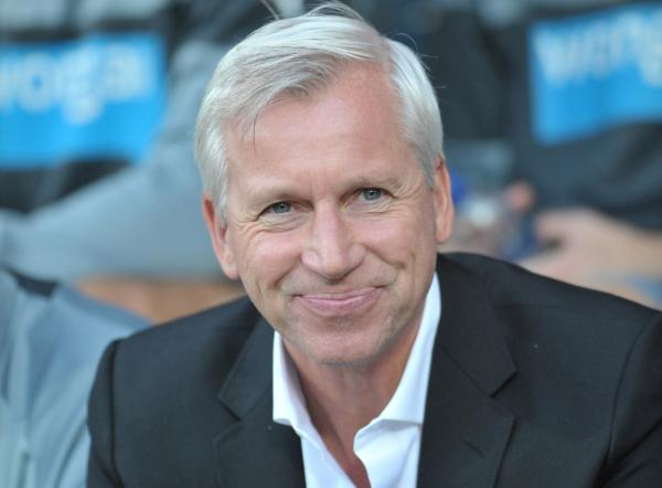 The Advertiser Series: SQUAD STRENGTHENING: Newcastle United manager Alan Pardew, pictured during the friendly at Huddersfield Town this week, has been on a spending spree this summer, bringing in nine players. Picture: GRAHAM CROWTHER/FOCUS IMAGES LTD
