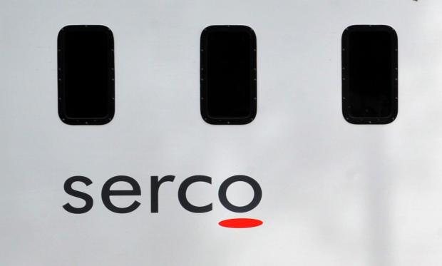 The Advertiser Series: A Serco prison van
