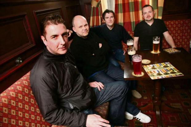 The Advertiser Series: SIGNED UP: Lifetime Skiver, one of more than 30 bands playing Oxjam Darlo