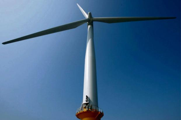 The Advertiser Series: TURBINE PLANS: Energy bosses have defended plans for a wind turbine near to Crook