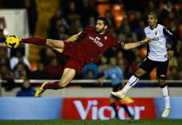 The Advertiser Series: SET TO START: Damia Abella is poised to make his Middlesbrough debut in tomorrow's televised Championship game with Leeds United