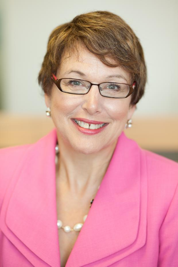 The Advertiser Series: PAY CONCERN: Ann Franke, the chief executive of the Chartered Management Institute